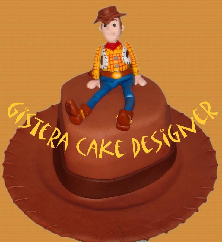 Cake Woody