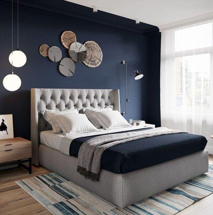 41 Cool Master Bedroom Design Trends Ideas | Home decor ...