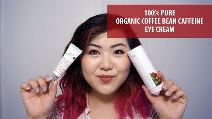 100% Pure Organic Coffee Bean Caffeine Eye Cream Review | BeautyBookCorner - https://www.fashionhowtip.com/post/100-pure-organic-coffee-bean-caffeine-eye-cream-review-beautybookcorner/