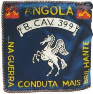 Batalhão de Cavalaria 399 Angola 1962/1965