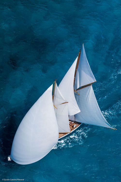 lovesands:  Guido Cantini - Panerai Classic Yachts Challenge 2014. http://www.velaclasicamenorca.com