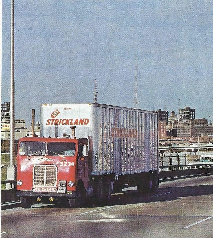 Craigslist Cabover Freightliner: 17 Best Images About Throwback Freightliner Trucks On