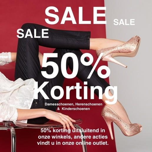 SALES STARTS 22-05! 50% Discount!