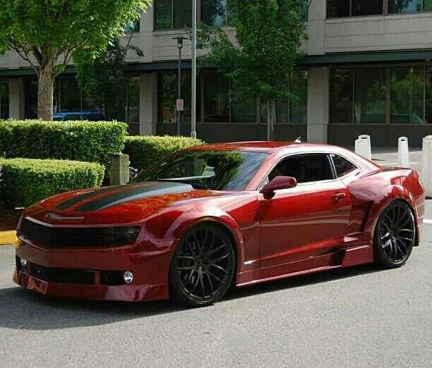 1164 Best Images About Cool Camaro's On Pinterest