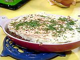 Shepherd's Pie by Rachel Ray. I made this for St Patty's day- it's delicious and easy!