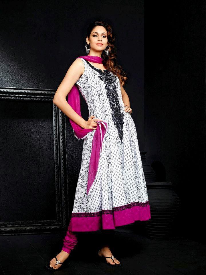 Indian Anarkali Dresses | Indian Dresses for Eid 15 www.She9.blogspot.com