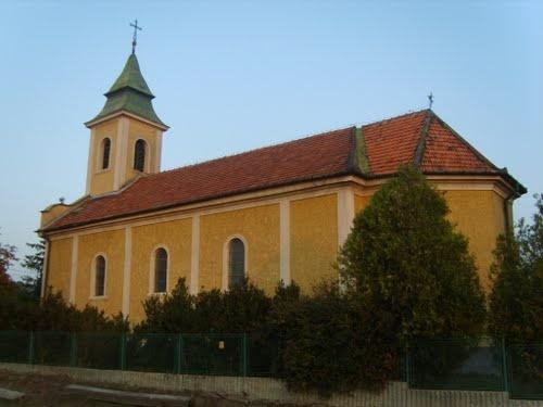 Borsodivánka Római katolikus templom