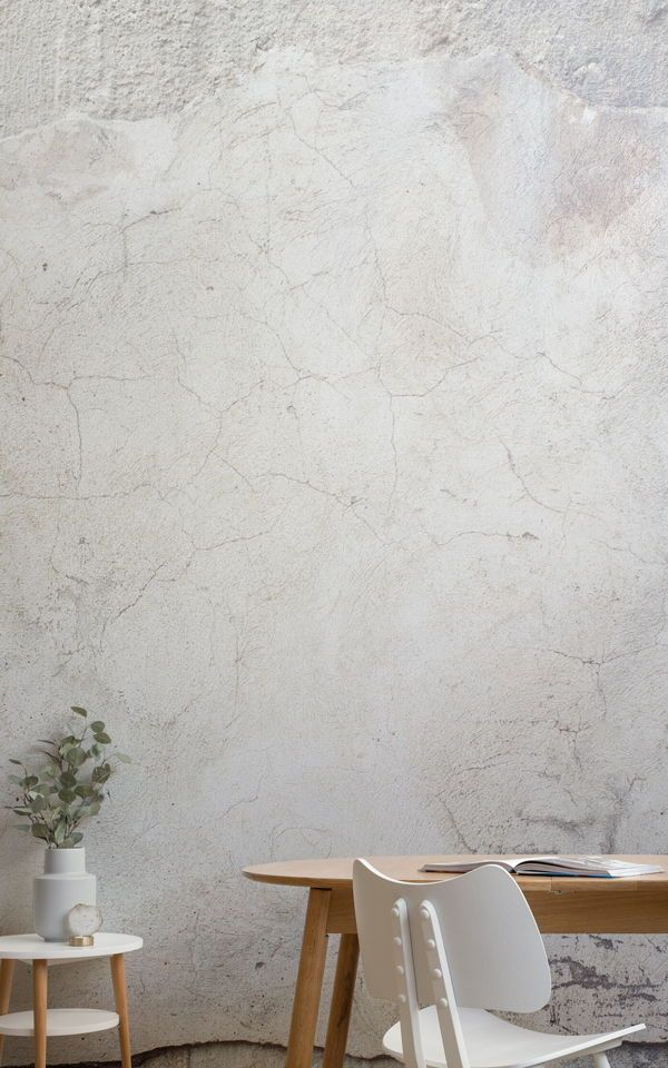 Go For The Industrial Look With A Made To Measure Concrete Wallpaper Mural From Wallsauce Fe Concrete Wallpaper Feature Wall Living Room Wallpaper Living Room