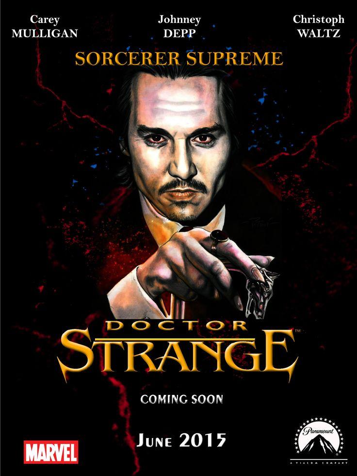 Doctor Strange movie poster  Poster  Pinterest  Doctor Strange