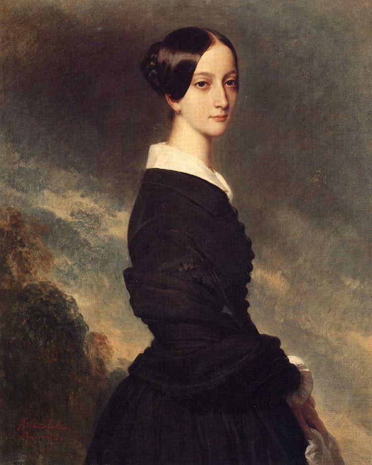 принцесса Каролина Гонзаго (1844)