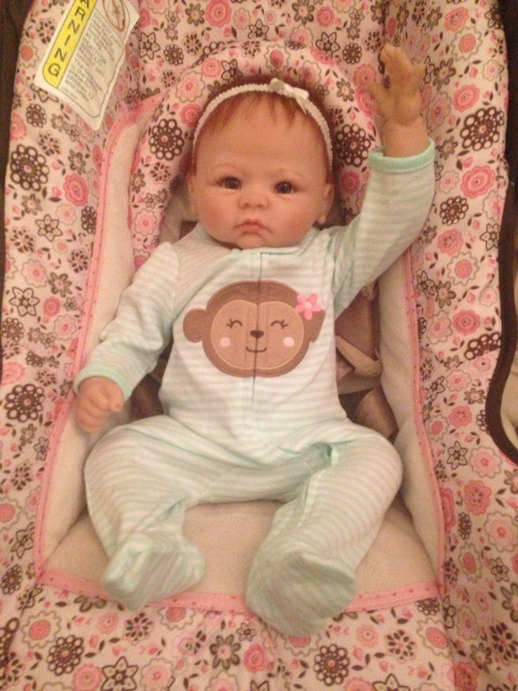 Ashton Drake Doll Little Grace Newborn Baby Dolls Real