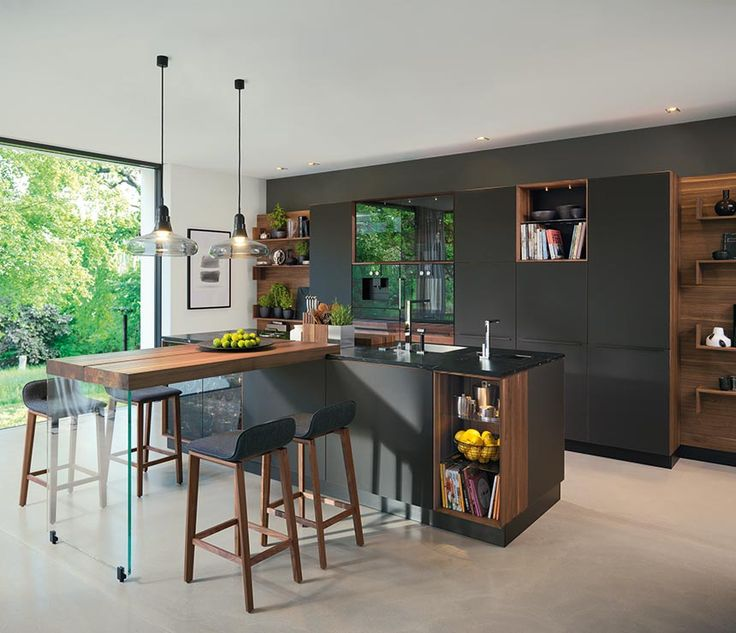 Black Line Kitchens | Team7 exclusively at Wharfside