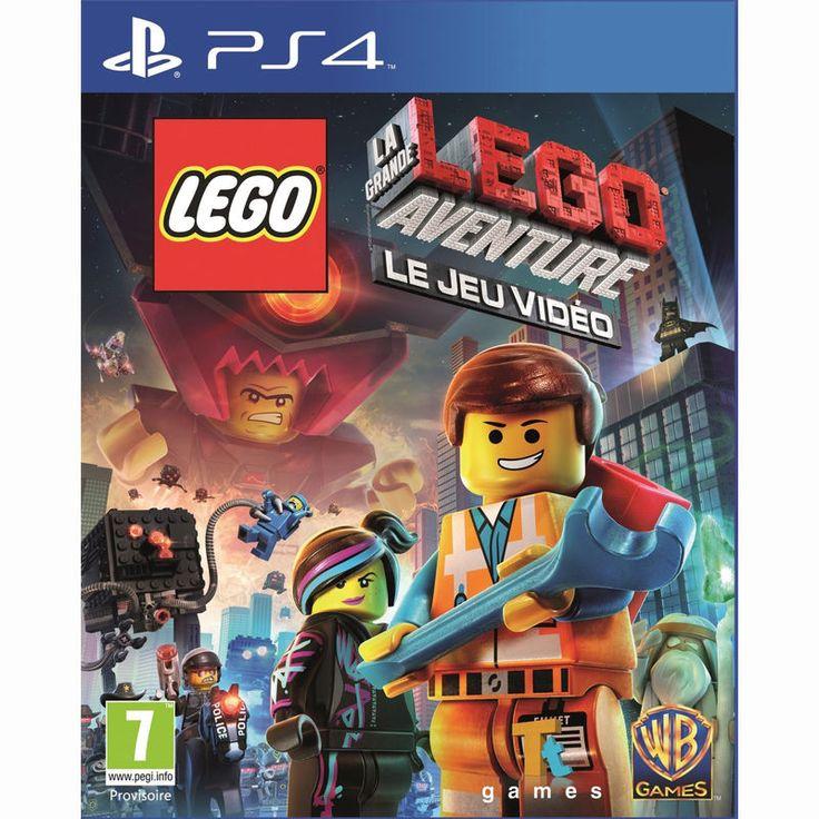 La Grande Aventure Lego pas cher prix promo Pixmania 53.19 € TTC