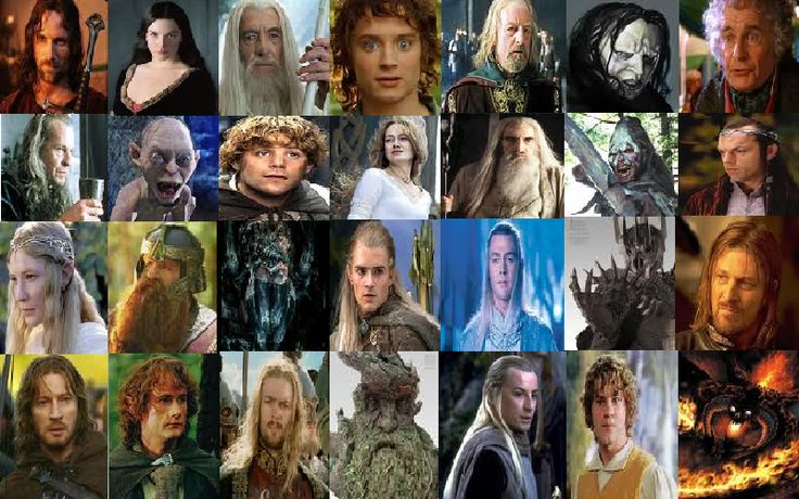 List All Film Of Lord Of The Ring