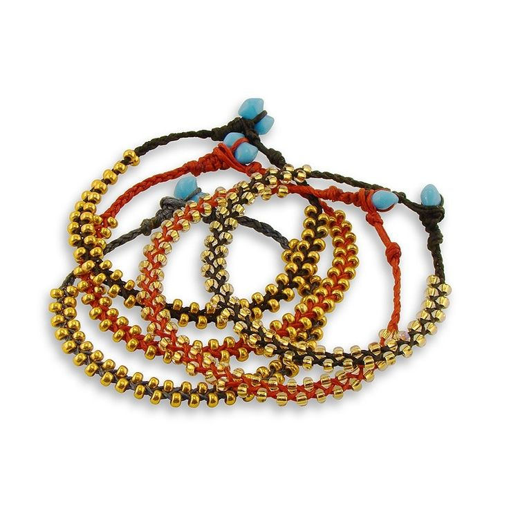 Seed Gold Bracelet - Adorable Adornments