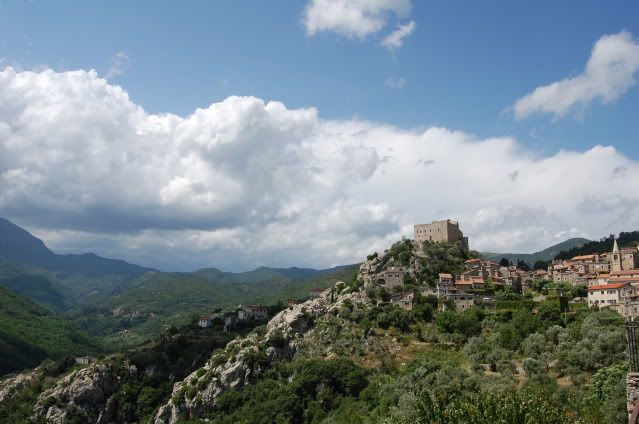 another one?!? :D Castelvecchio di Rocca Barbena, different perspectives.. it will soon need an album of its own