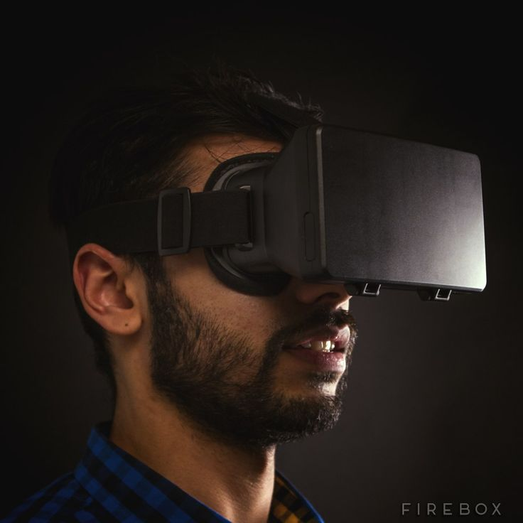 Immerse Virtual Reality Headset - Through the looking glass £29.99