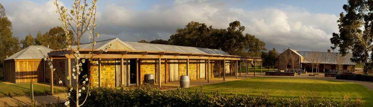 Hentley Farm Restaurant, Restaurant gastronomique dans un vignoble, Seppeltsfield - Adelaide - – Relais & Châteaux