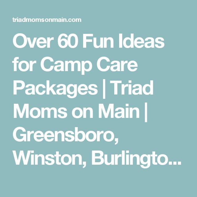 Best  Camp Care Packages Ideas On   Football