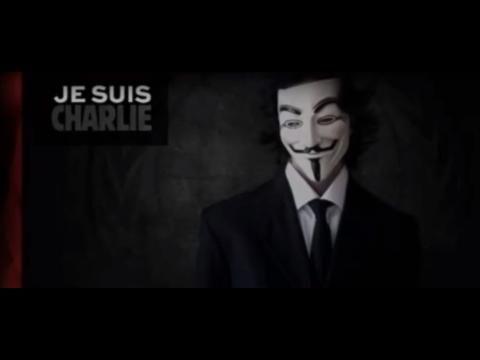 Les Anonymous engagés contre le terrorisme islamiste