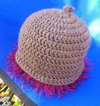 Gumnut Baby Hat