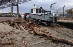 U.S. federal agencies remapping coastal areas damaged by Hurricane Sandy