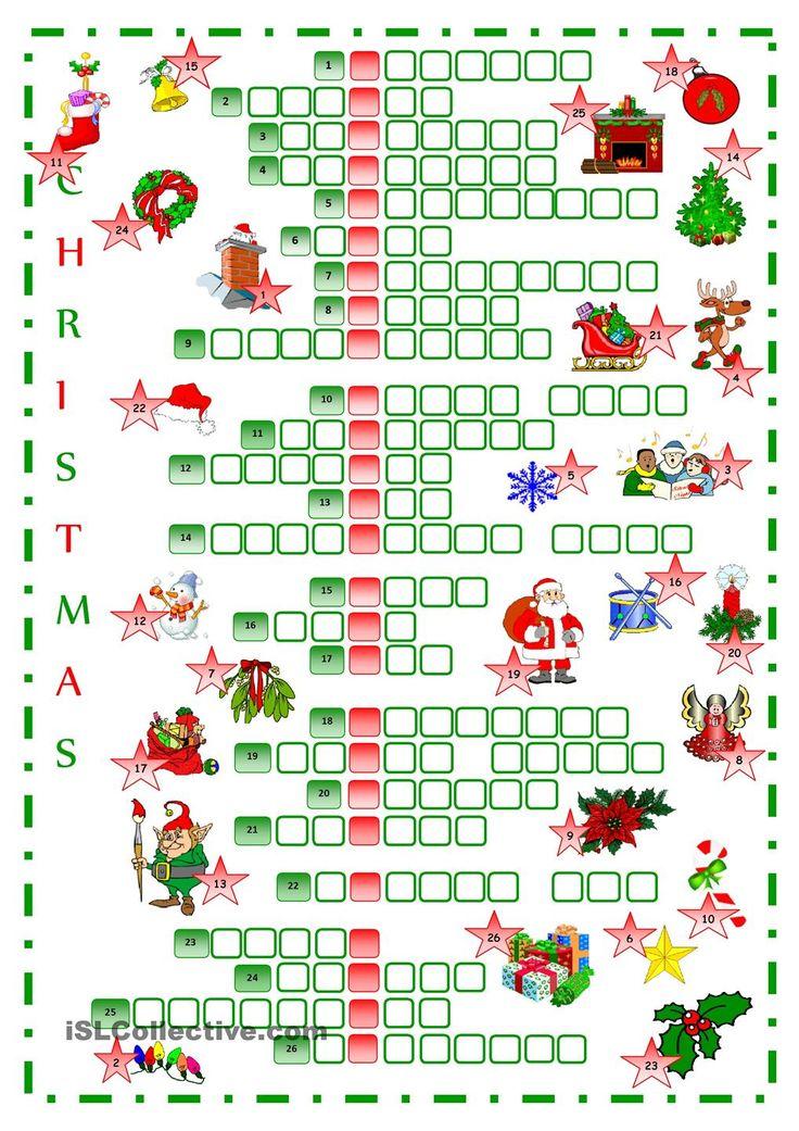 best 25 christmas crossword ideas on pinterest christmas crossword puzzles crossword and. Black Bedroom Furniture Sets. Home Design Ideas