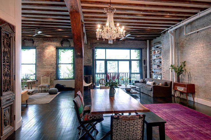 Loft renovation by Reiko Feng Shui Interior Design