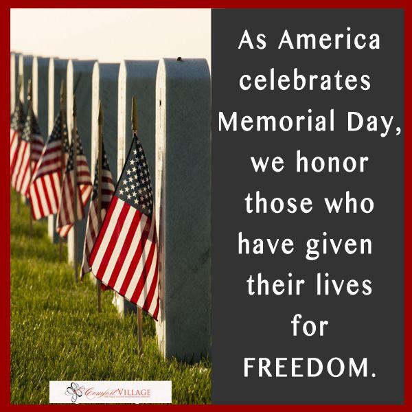 Memorial Day Pinterest Quotes: Comfort Quotes