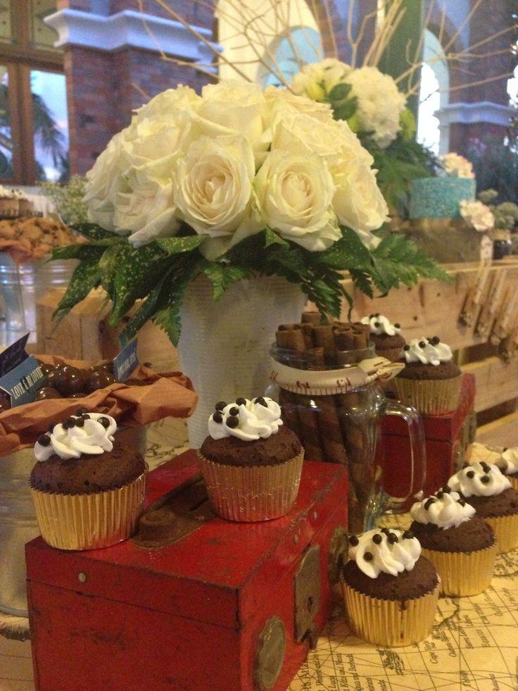 Decoration#rustic#wedding#sweets#desserttable#raetable