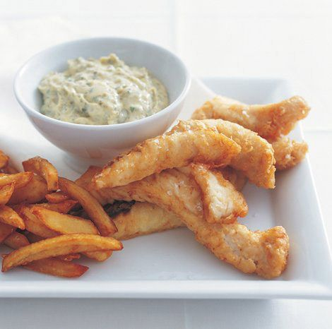 Neil Perry's Beer Battered Flathead - eatlove - Temple & Webster Journal