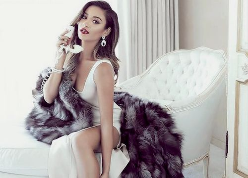 Shay Mitchell In Glamour Magazine Mexico November 2014