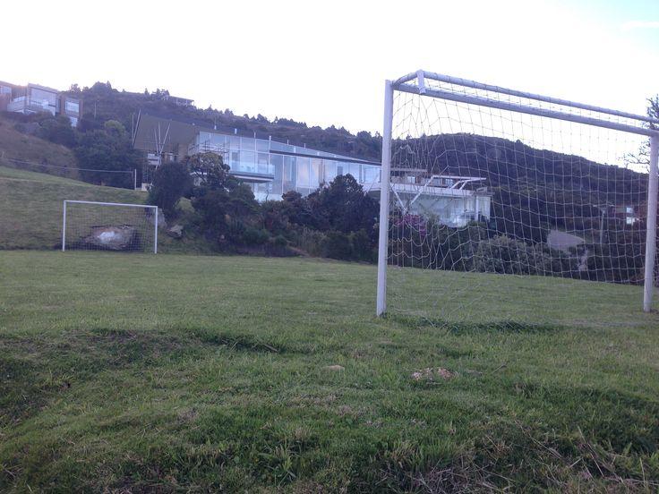 Cancha futbol 5 zona alta