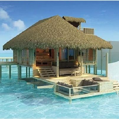 Beach House, The Maldives Islands
