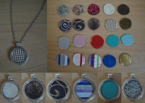 Leuk om zelf munten voor quoins mi moneda ketting te maken for Zelf decoratie maken