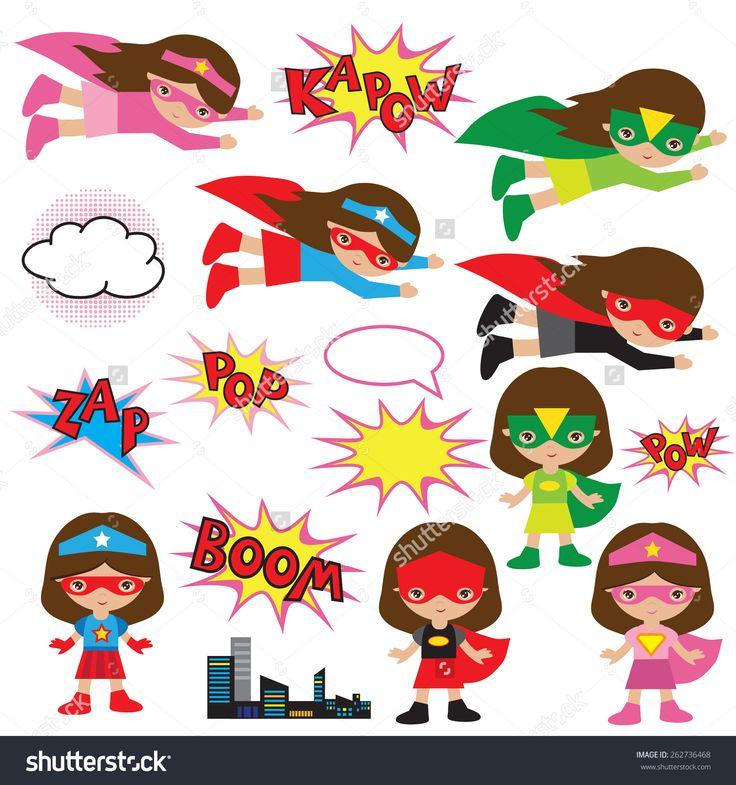 superhero vectors - Google Search