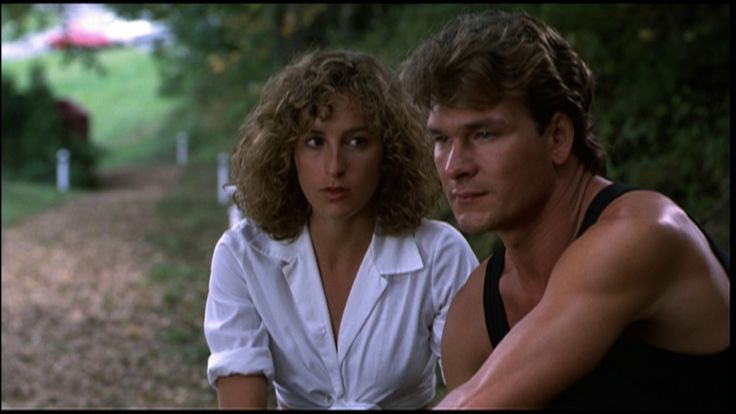 Patrick Swayze Talks About the making of  DIRTY DANCING 1987