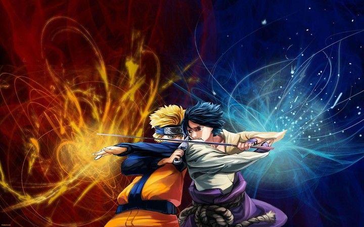 Naruto V Sasuke game