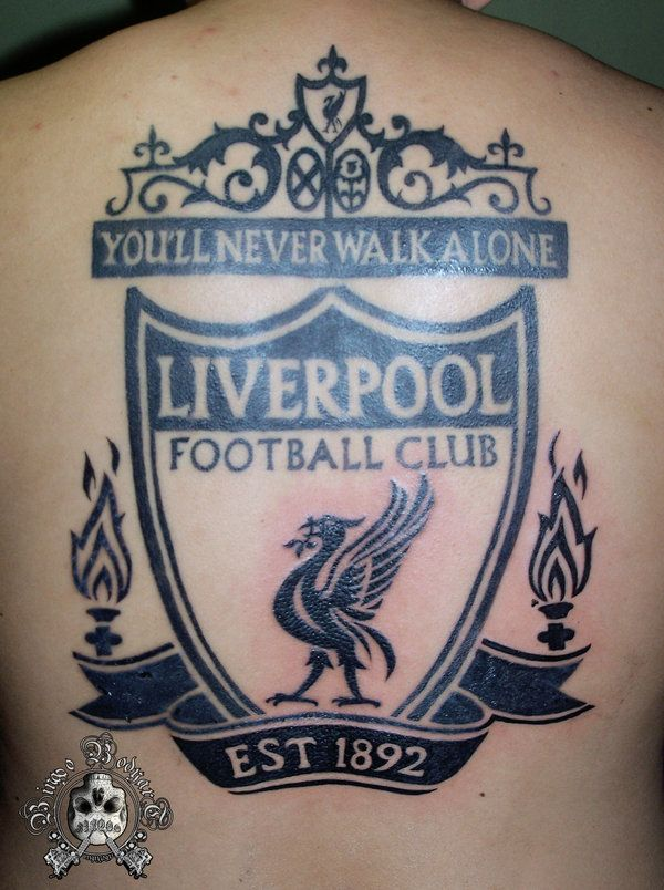 liverpool by bangaw - for John