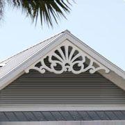 17 best images about decorative gable trim on pinterest for Victorian gable decorations