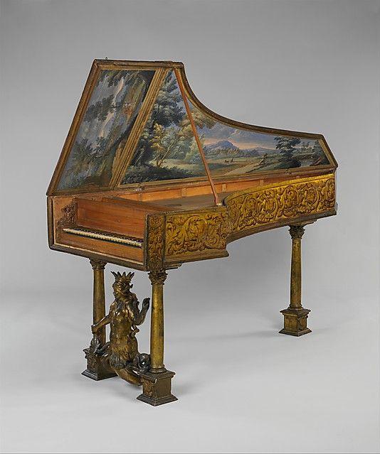Harpsichord Italy   #TuscanyAgriturismoGiratola