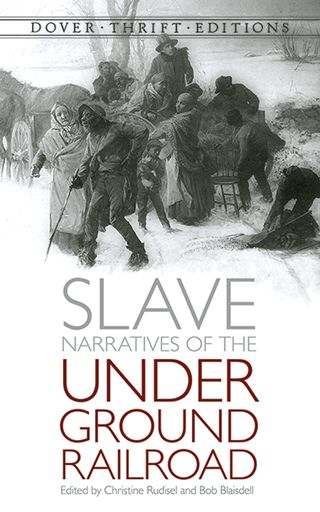 Firsthand accounts of escapes from slavery in the American South include narratives by Frederick Douglass, Sojourner Truth, and Harriet Tubman as well as lesser-known travelers of the Underground Railroad.
