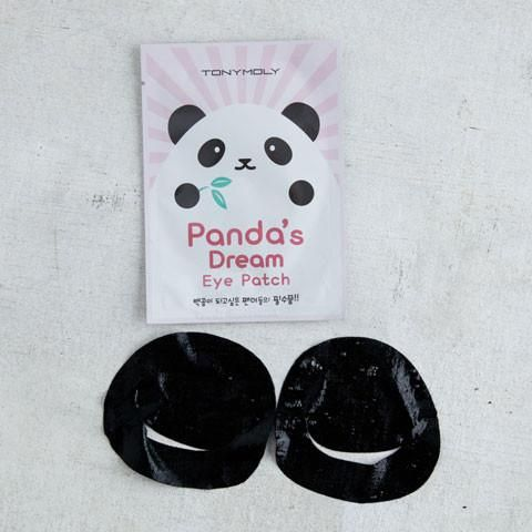 Eyes need lovin' too! Treat the delicate skin around the windows to your soul with these adorable Panda black eye patches. These freshly scented eye patches use bamboo shoot extract and niacinamide (v
