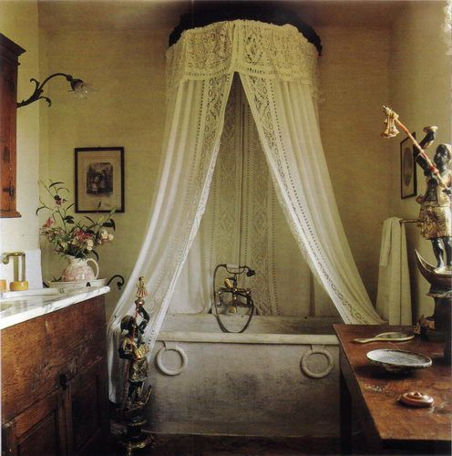 Diane Burn--Tuscan bath