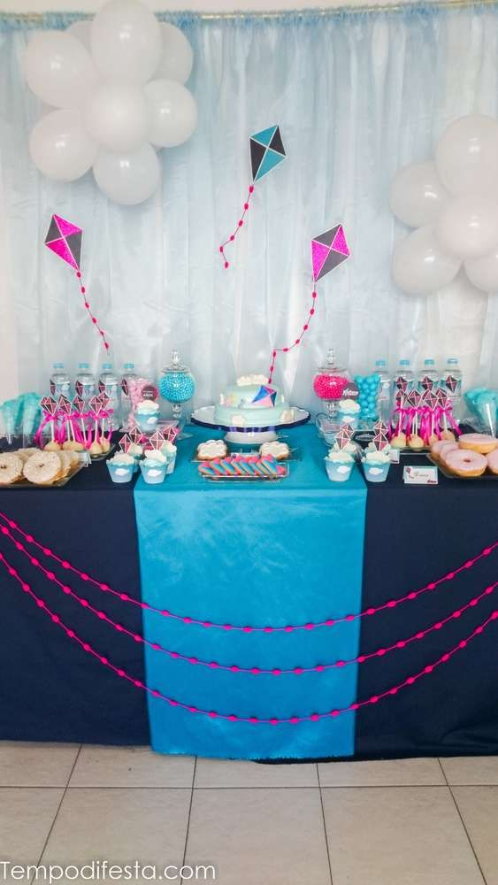 Kites Birthday Party Ideas | Photo 5 of 30