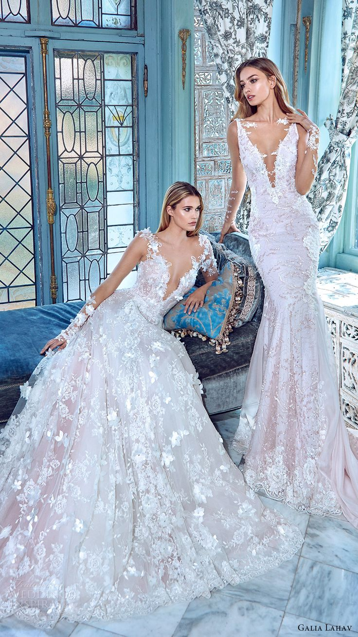 599 best Wedding dresses images on Pinterest | Gown wedding, Ball ...