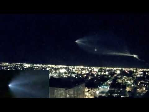 UFO Sightings Hotspot: Incredible Sky Spectacle Over California Seen By Many People