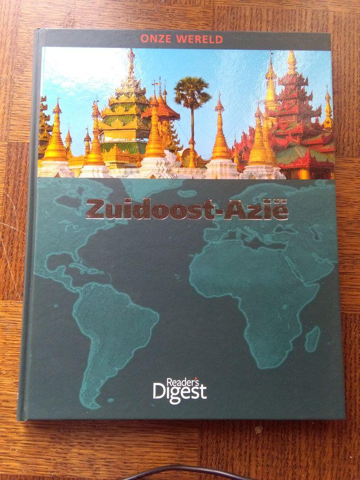 Onze wereld Zuidoost Azië - Reader's Digest (uitgever) (Natuur)