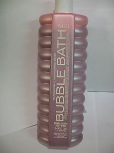 Why did everyone have this same pink Avon bubble bath?