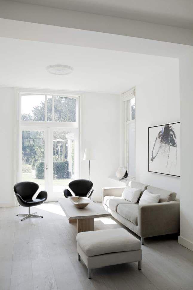 A Classic Dutch House with a Scandinavian Interior (via Bloglovin.com )
